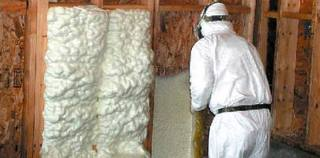Spray Foam Rental Technician