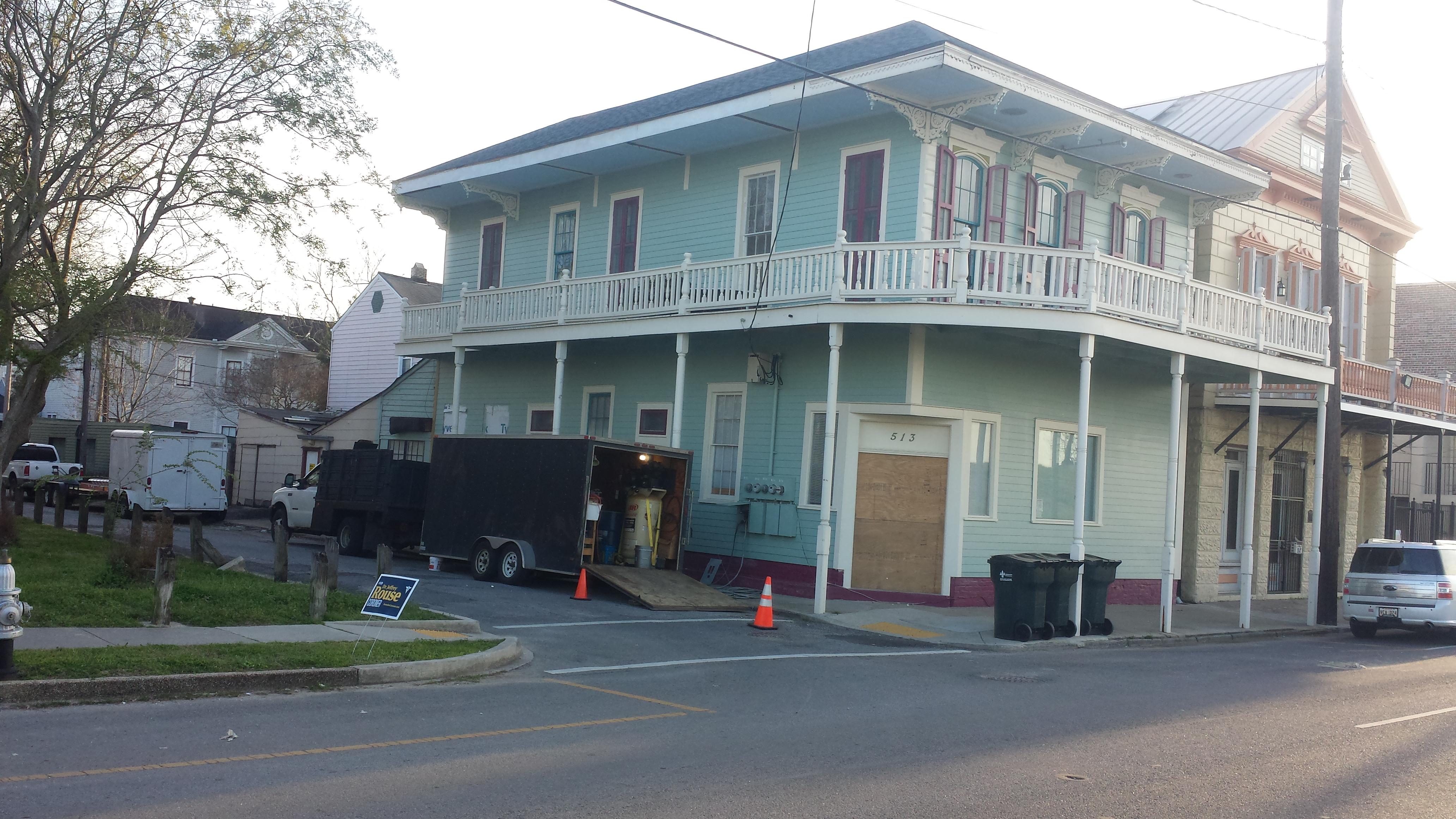 Spray Foam Rental New Orleans Louisiana
