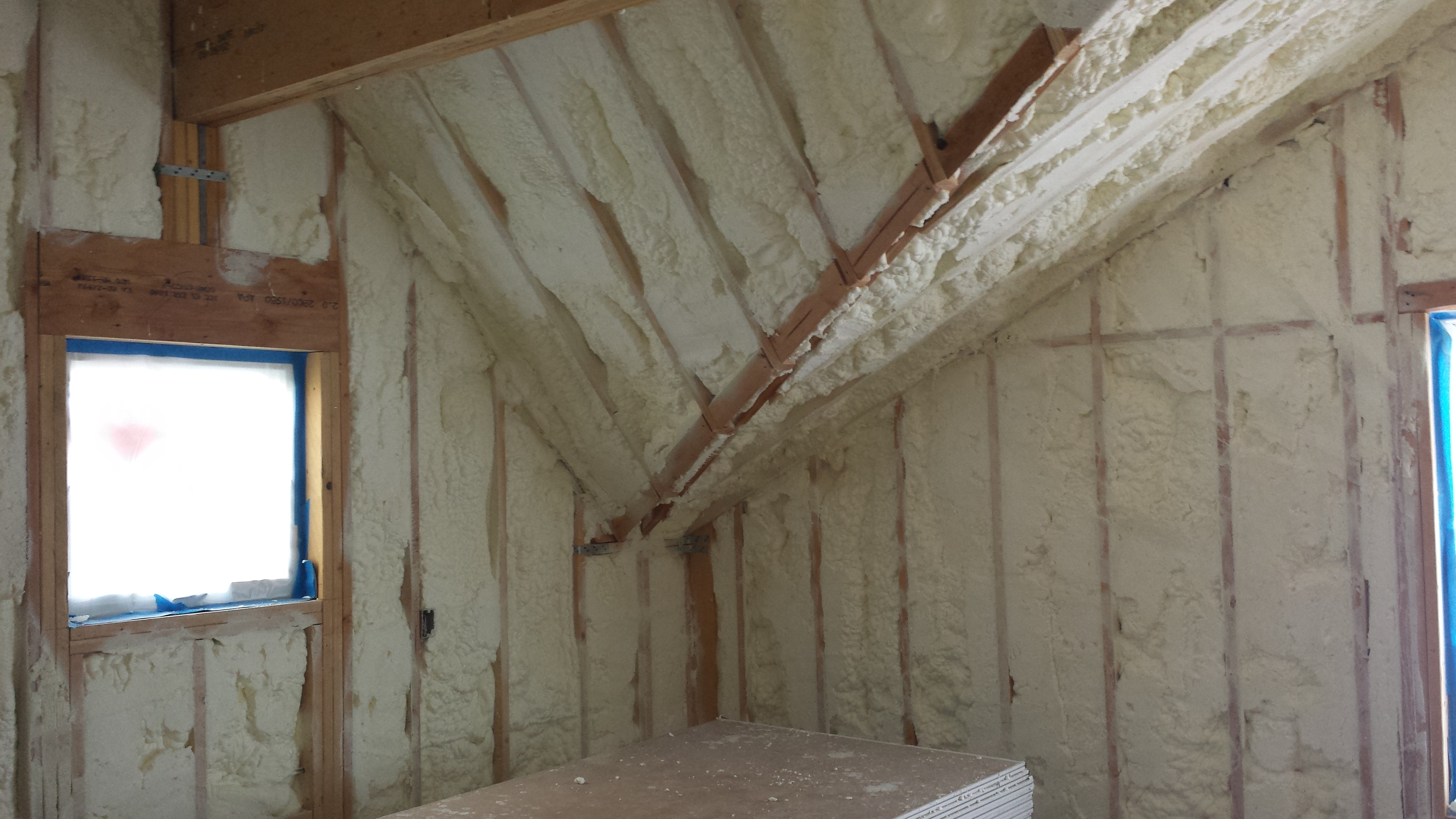 DIY Foam Insulation Rental Equipment