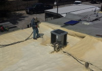 Spray Foam Roofing Rental Equipment