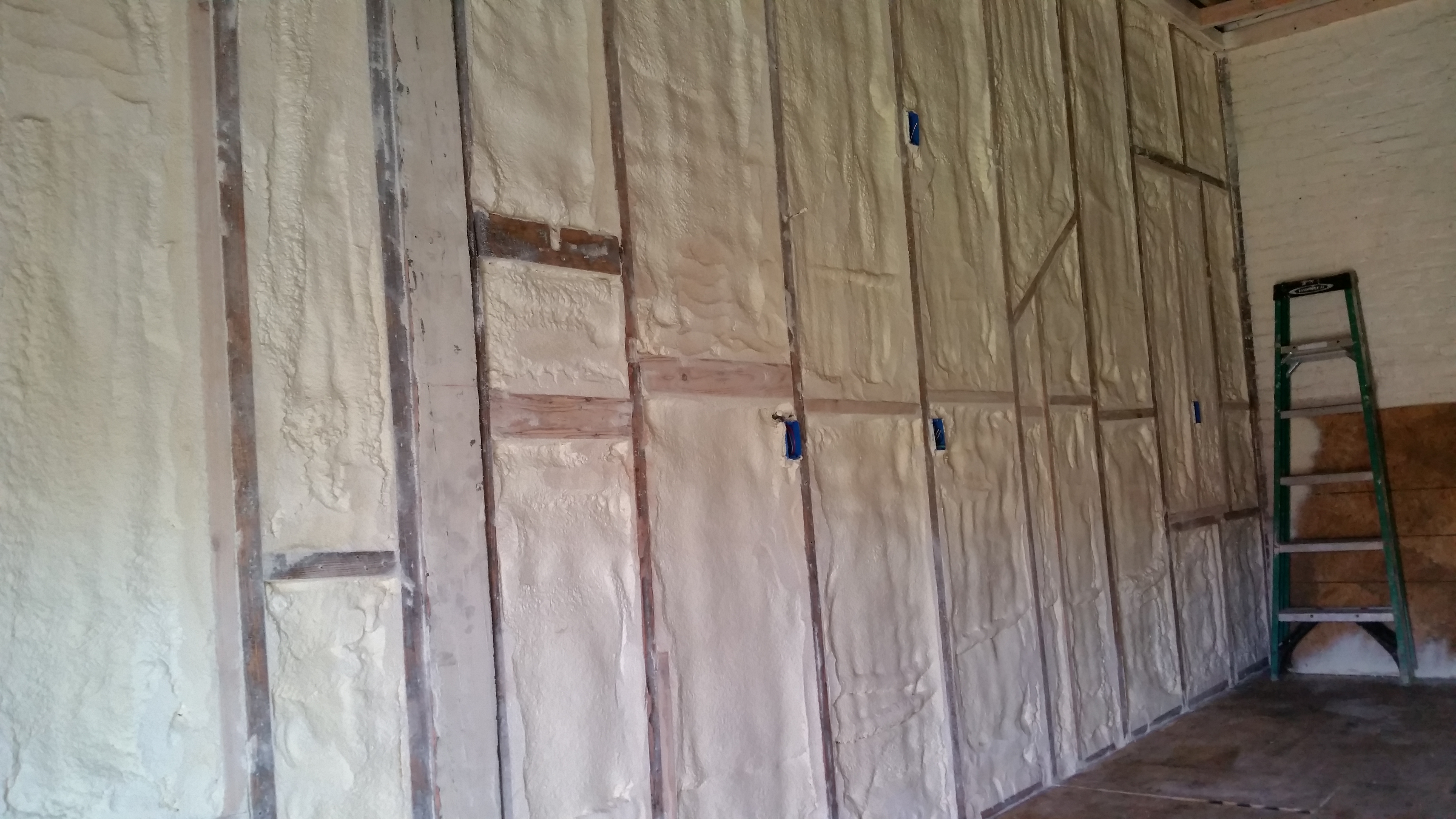 Spray Foam Rental Kentucky