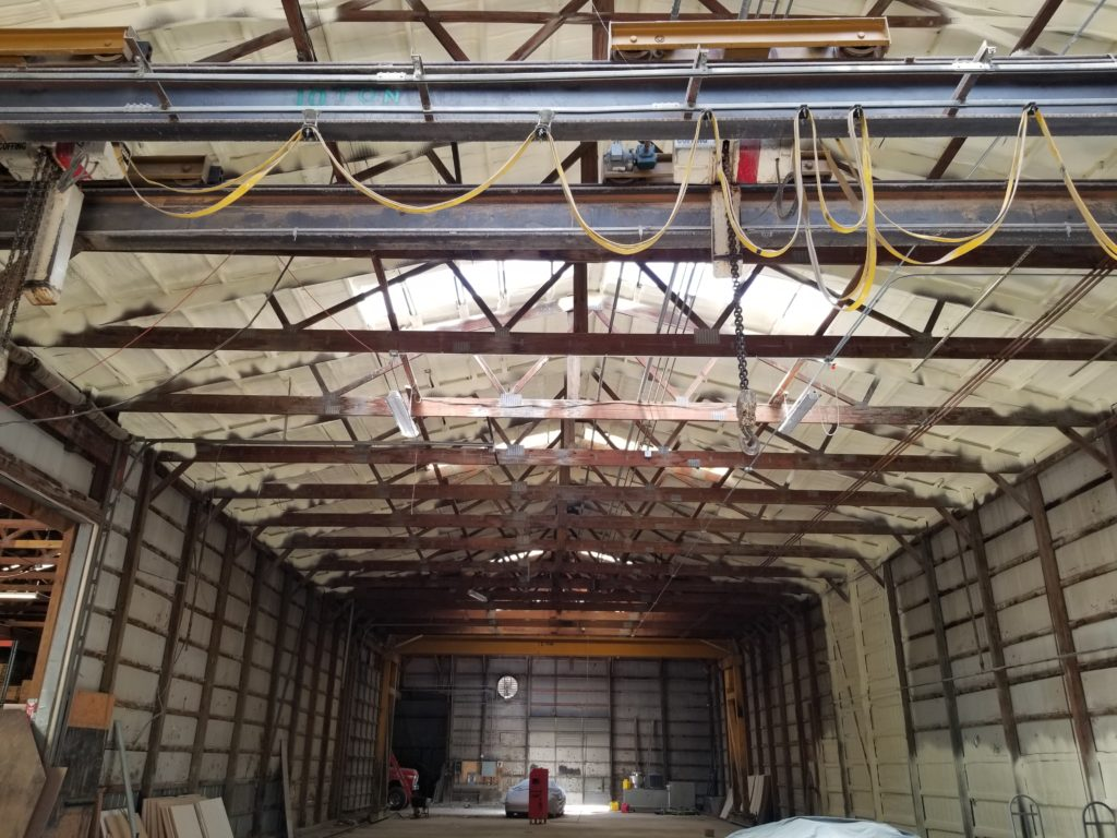 Spray Foam Insulation Equipment for Rent in Missouri